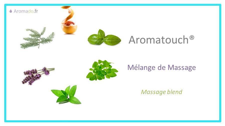 Aromatouch Mélange pour massage