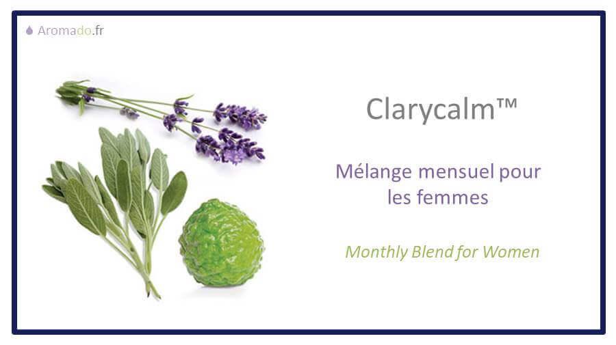 clarycalm, le mélange mensuel pour les femmes