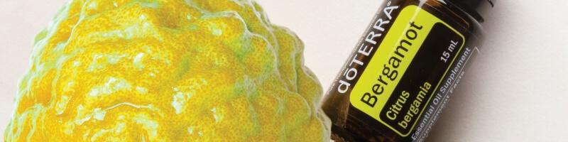 les huiles essentielles doterra, bergamot