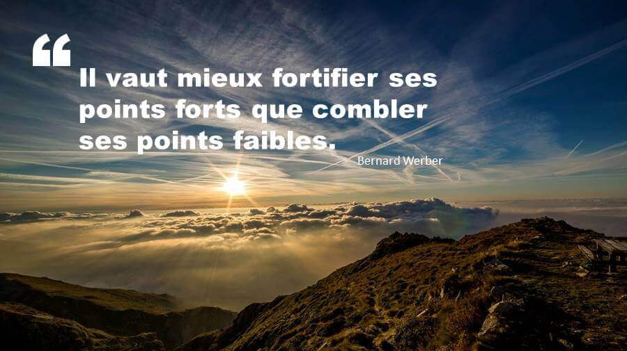 Trouver ses points forts