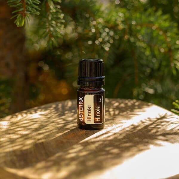 huile essentielle hinoki doterra
