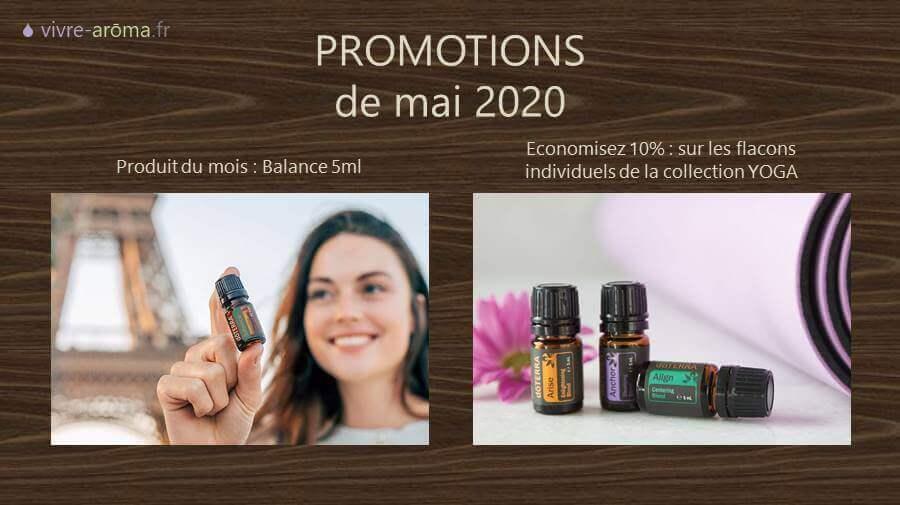 promotion doterra mai 2020