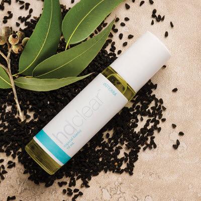 HD clear, la synergie d'huiles essentielles proposée par doTERRA pour agir sur les problèmes de peau