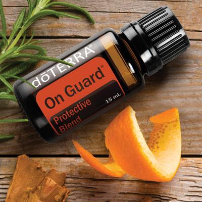 On guard, la synergie d'huiles essentielles proposée par doTERRA pour aider à booster votre système immunitaire